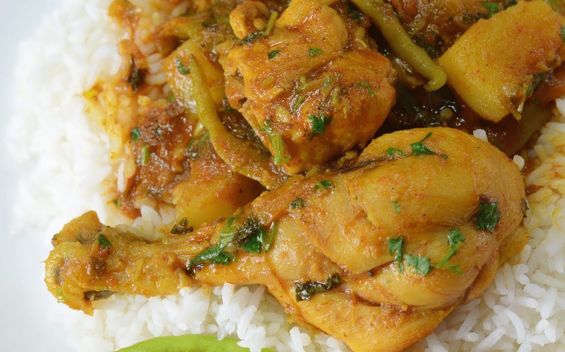 Staff Curry Recipe