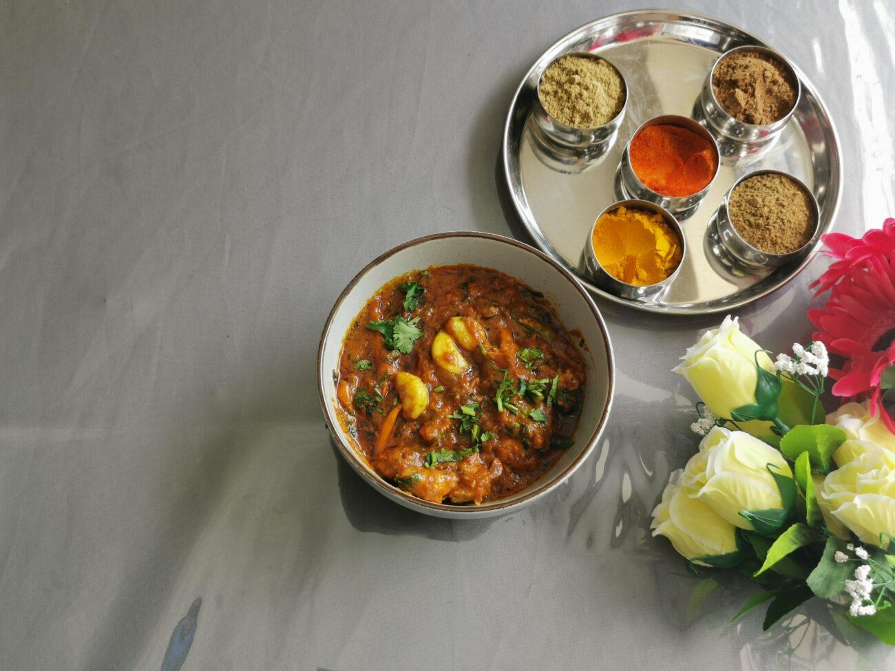Tandoori Garlic Chilli Chicken