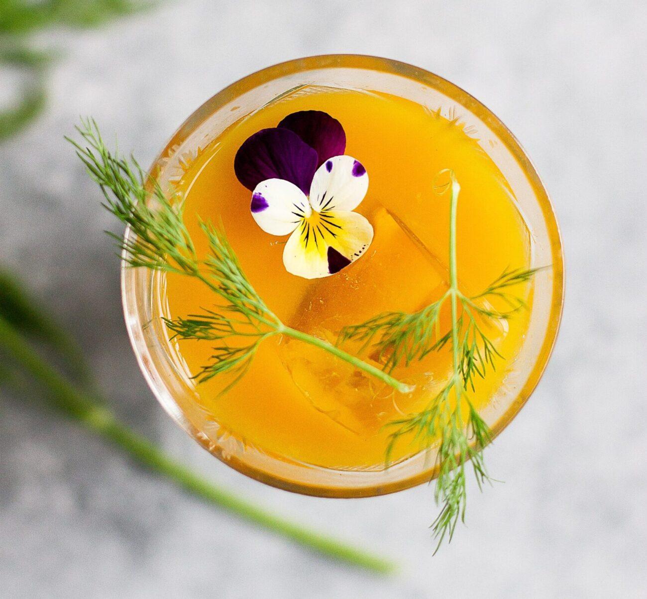 Energizing Cocktail