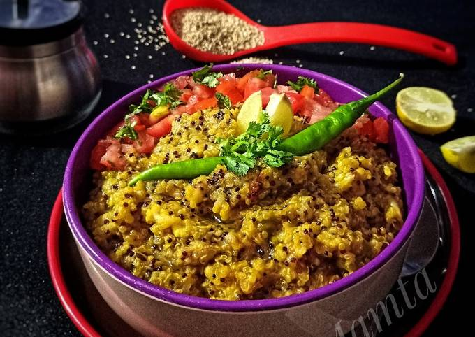 Curry Spiced Quinoa