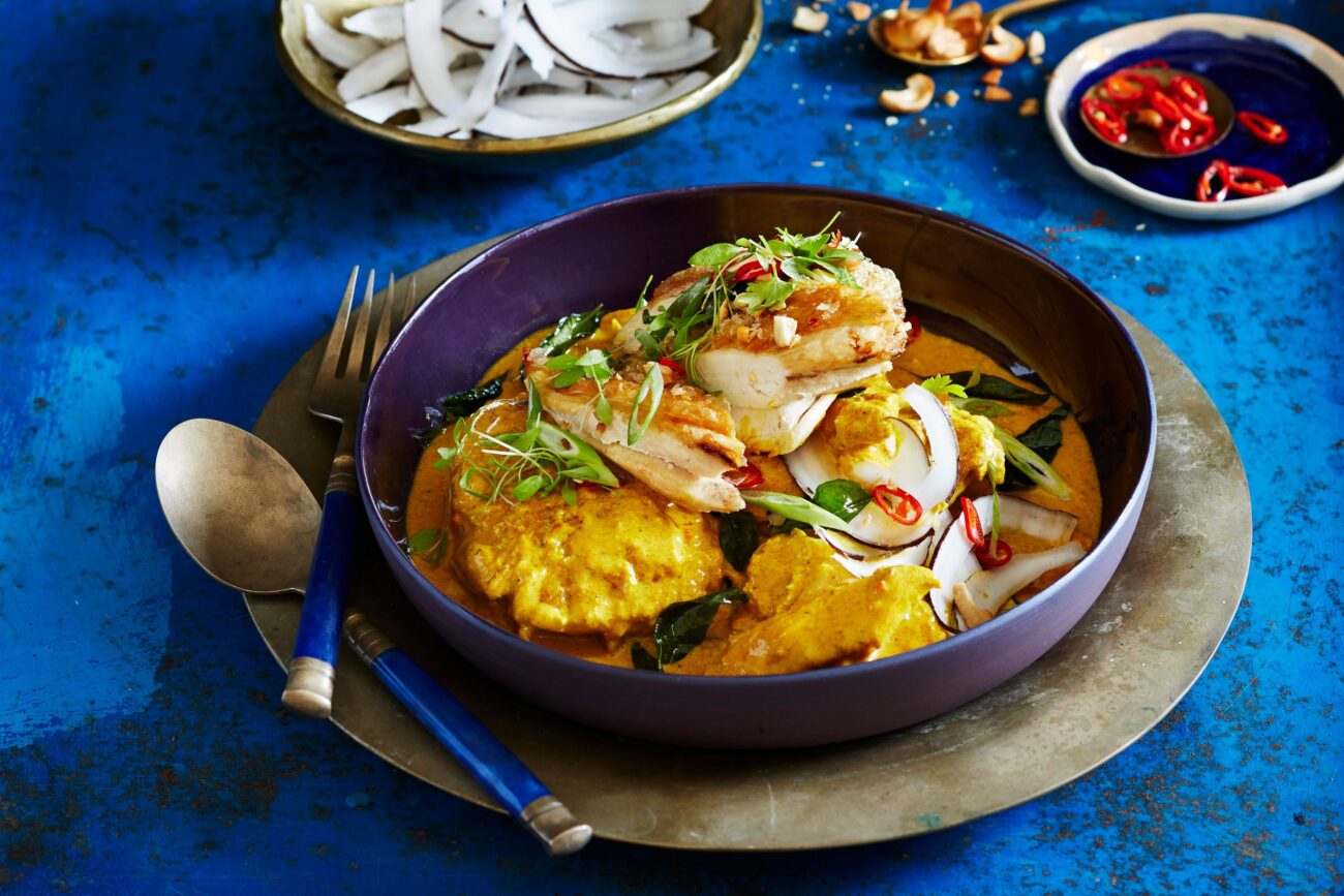 French Chicken Curry