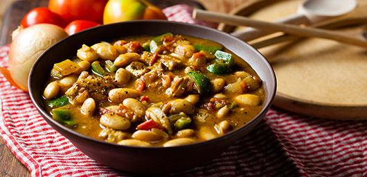 Chicken and Butter Bean Curry