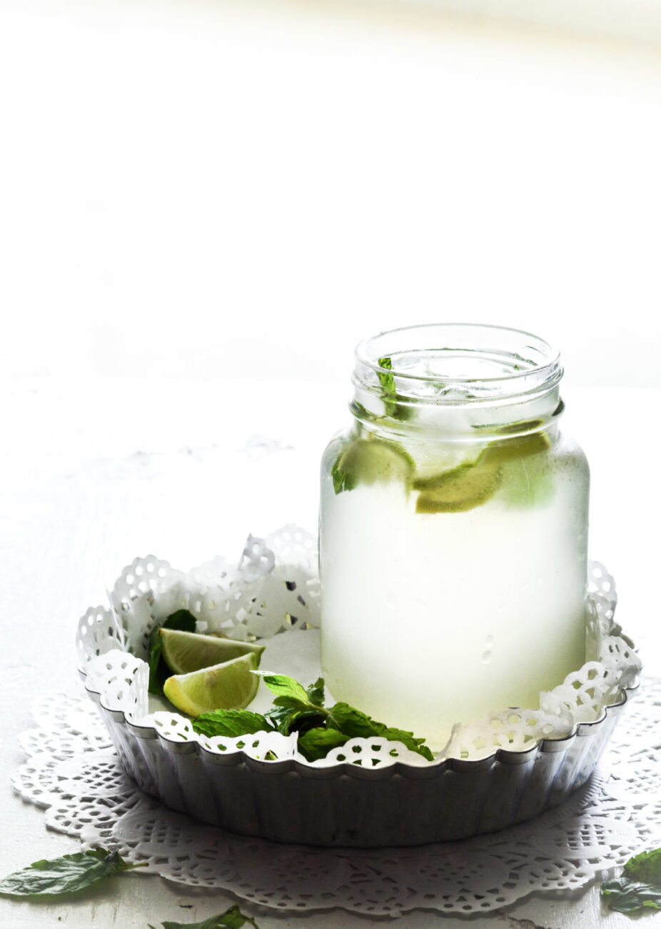 Shikanji Indian Lemonade